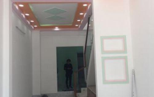Nhà mới,HXH,1 trệt 1 lầu, dt 60m2 ngay nhà Thờ Minh Đức Đ.120 Gía 2tỷ550tr