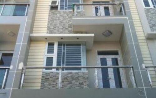 Nhà mới Hồ Học Lãm, hẻm 2m, (3 x 10m), sân trước 4m, 1 trệt 2 lầu sân thượng, chính chủ, 4PN, 3WC