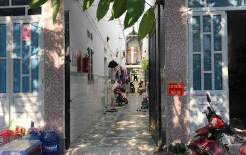 Bán phòng trọ cao cấp P. Tân Tạo, Quận Bình Tân, giá 5,9 tỷ/10p