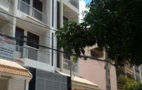 Chính chủ kẹt tiền cần bán gấp nhà 1 trệt 3 lầu ngay mặt tiền đường số 3, Bình Tân. LH: 0931918902