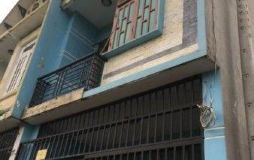 Bán nhà riêng hẻm 2 sẹc Chiến Lược, Phường Bình Trị Đông, 4x9m, 1 lầu, giá 2.35 Tỷ