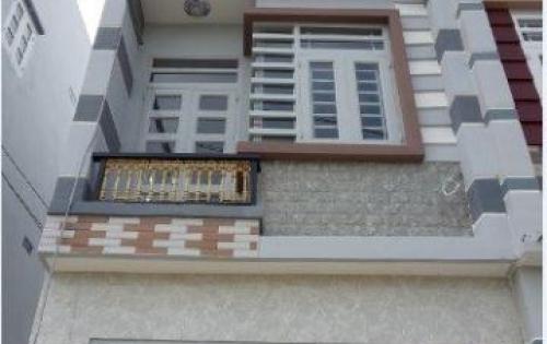 Bán nhà 2 tấm giá 1.8 tỷ hẻm thông 6m Trương Phước Phan