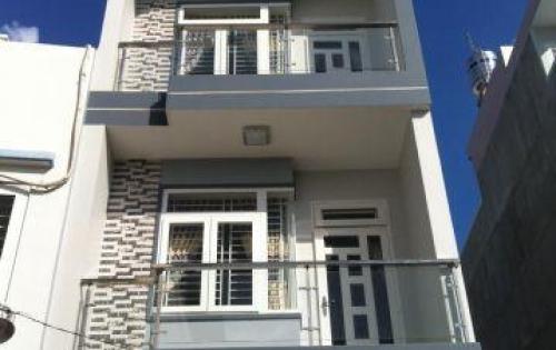 Bán nhà 1 trệt 2 lầu, Nguyễn Thị Tú, 3,5x12, 4PN. Giá 1.52 tỷ