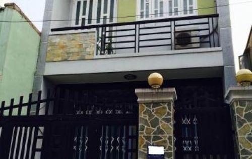 Bán nhà hẻm thông 8m-dt 5x13m 1 lầu Tân Hòa Đông