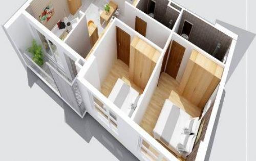 Cần bán gấp căn hộ Gò Vấp diện tích 68m2, tầng 14, giá 1,550 tỷ