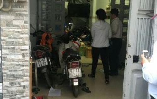 Bán nhà đường Quang Trung Quận Gò Vấp 1 trệt 2 lầu. Liên hệ 0902693963
