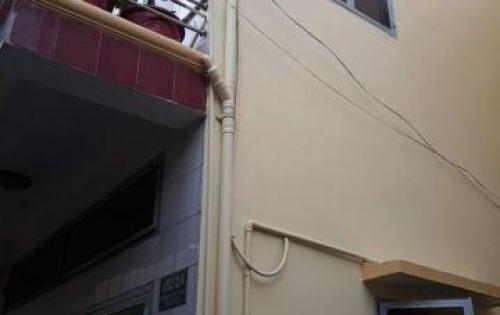 Bán nhà sau căn mặt tiền đường Thống Nhất, P.16, Q.Gò Vấp.