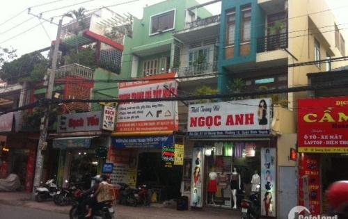 Bán nhà MT 31 Nguyễn Văn Bảo - Lê Lợi,DT: 3.1x16m