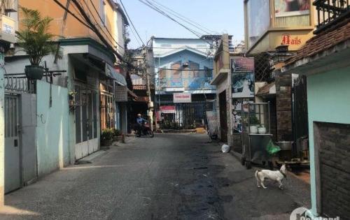 Bán nhà hẻm Mặt Tiền đường Nguyễn Thái Sơn,hẻm thông, ô tô đậu trước cửa giá chỉ 2ty980
