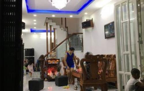 Bán nhà Nguyễn Thái Sơn-50m2-HXH-4t-ở ngay-chỉ 5,5 tỷ