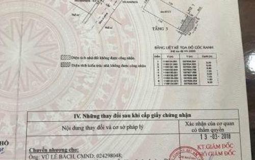 Nhà nguyên căn tại Quang Trung - Gò Vấp, giá 3.5 tỷ