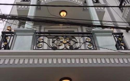 Xuất ngoại Bán nhà Vip 45m2 Phan Xích Long, Phú Nhuận, 2 lầu..