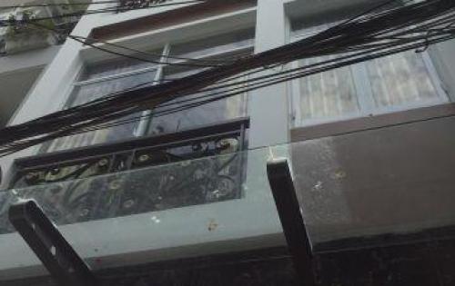 Tôi cần bán căn nhà ở Huỳnh Văn Bánh, Phú Nhuận, Giá 4,5 Tỉ