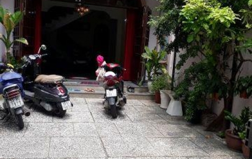 Biệt Thự kiểu Pháp Hồ Văn Huê, Phú Nhuận, 153M2, 19,3 Tỷ. 0938872592.