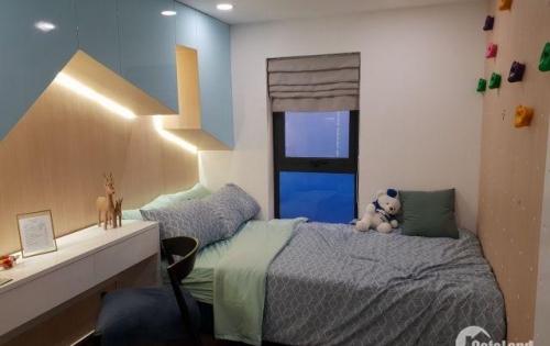 Căn hộ có gác lửng 5 sao.Nằm tiếp giáp 3 mặt tiền Trung tâm Q.Tân Bình.Giá chỉ từ 45tr/m2