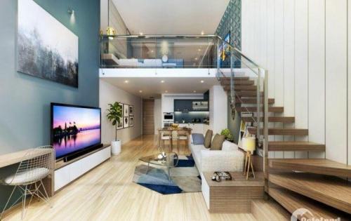 Căn hộ cao cấp có tầng lửng đầu tiên tại Tân Bình