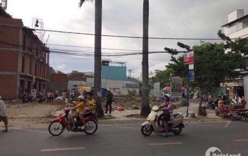 cần bán gấp lô đất sát bên chợ 100m2 đường Tân HƯơng Quận Tân Phú