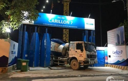 CĂN HỘ CARILLON 7 - ĐẦU TƯ THANH KHOẢN CAO - GIÁ ĐỢT 1 - CK 5% - TẶNG 2 NĂM PQL