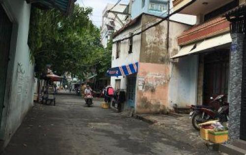 Bán nhà hẻm 118/x Huỳnh Thiện Lộc, P. Hòa Thạnh, Q.Tân Phú