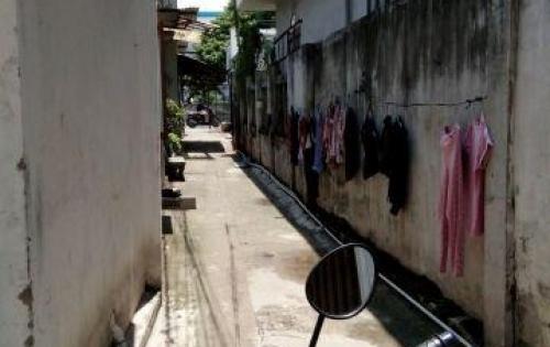 Bán nhà hẻm 14// Đỗ Thừa Luông, 4x6m, nhà cấp 4 giá 2.05 tỷ