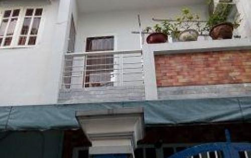 Cần tiền bán gấp nhà 2 lầu mới HXH đường Trần Hưng Đạo, 3.6*11m, giá 4.5 tỷ
