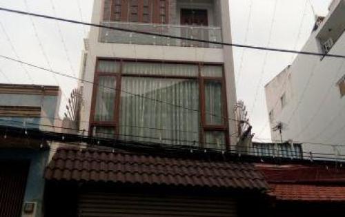 Bán nhà  HXH Dương Văn Dương, đúc 4 tấm, 4.3x12.3, giá bán 5.2 tỷ