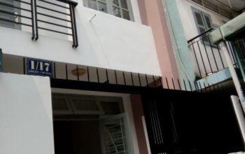 Bán nhà giá tốt hẻm 138  Nguyễn Súy, 4x10m, nhà 1 lầu giá 3.3 tỷ