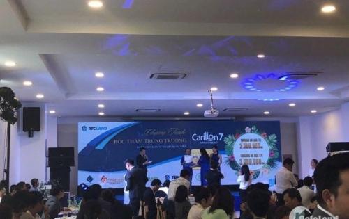 Căn hộ Carillon 7 Tân Phú - TTC Land - 2PN - 1,8 tỷ - Ck5% - Ls5% - Vị trí đắc địa - chìa khóa đầu tư