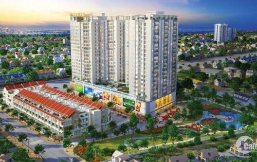 Bán lỗ căn hộ Moonlight Residence Thủ Đức 2PN- 69.77m2, chỉ có 1.5 tỷ. LH 0937803800