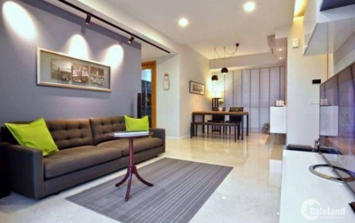 Bán căn hộ Thủ Đức giá rẻ, liền kề chợ đầu mối, DT 60m2, 2PN, 2WC, giá 1,236 tỷ