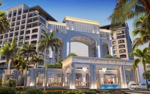 Không tới 700 triệu,sở hữu ngay căn hộ khách sạn FLC Best Western Premier Quảng Bình.