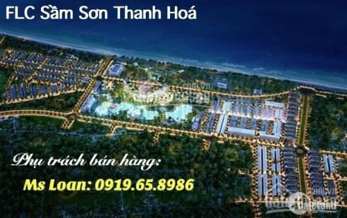 Bán LK 10 dự án FLC Lux City Sầm Sơn, Thanh Hóa.