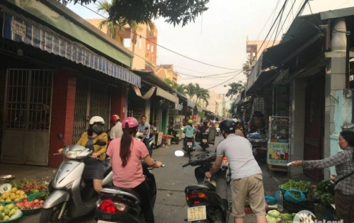 Cần bán nhà kiệt 7m Lê Hữu Trác đẹp