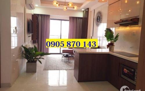 Căn hộ Sơn Trà Ocean View Đà Nẵng – căn 1 phòng ngủ, tầng 17 view biển
