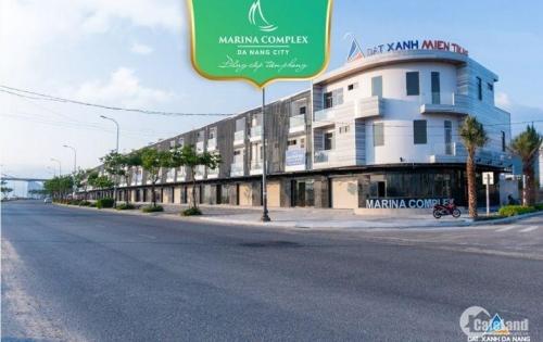 Đất Xanh chính thức mở bán nhà phố Marina Complex, đẳng cấp sống cạnh sông Hàn.