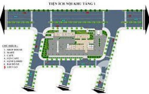 Mua căn hộ vàng tặng ngàn tiện ích tại trung tâm TP Đà Nẵng