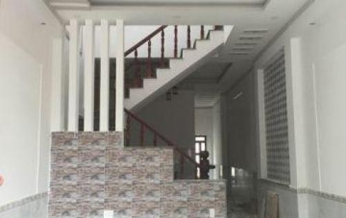 chính chủ cần bán căn nhà 1 trệt lầu có sổ hồng riêng giá 1 tỷ 2 gần cây xăng hạnh nguyên