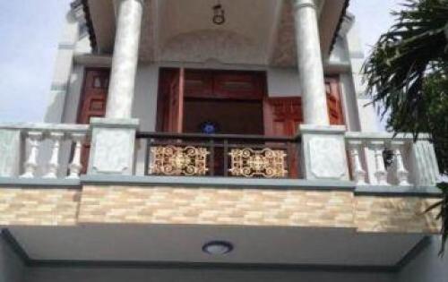 chính chủ cần bán căn nhà 1 trệt lầu có sổ hồng riêng gần cây xăng hạnh nguyên giá 1 tỷ 2