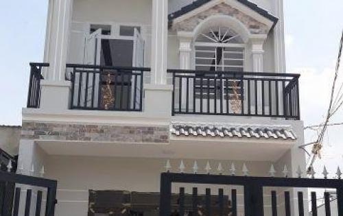 Chính chủ cần bán căn nhà 1 trệt lầu, sổ riêng gần ngã tư bình chuẩn giá 1 tỷ 2