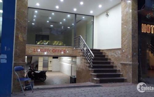 Mặt phố Thụy Khuê, 7 tầng thang máy, MT 5,6m, hoàn thiện hết 5 tỷ, 22.5 tỷ