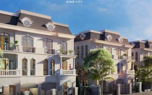 Bán nhà biệt thự, liền kề tại Dự án Vinhomes Star City, Thanh Hóa, Thanh Hóa diện tích 72m2 giá 3.9 Tỷ