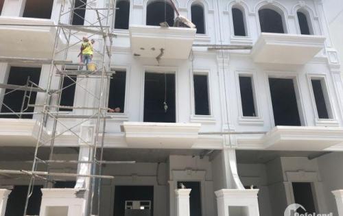 Nhà phố 3 tầng tại đường Ông Ich Khiêm, Thanh Khê, Đà Nẵng