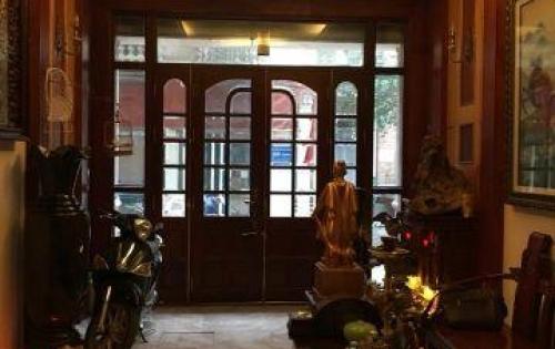 Bán nhà Hoàng Văn Thái, kinh doanh, ô tô đỗ , 38mx4, giá 4,2