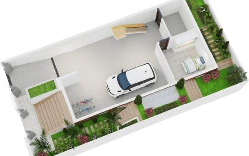 Bán biệt thự Q.Thanh Xuân, nhận nhà ở ngay, có sổ đỏ, giá chỉ 110tr/m2
