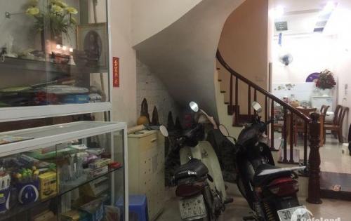 căn nhà Vũ Tông Phan mặt phố kinh doanh được ô tô có thể vào nhà