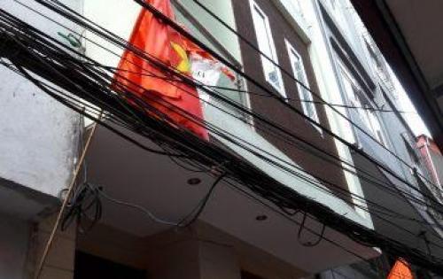 Nhà 2 mặt thoáng! Bán nhà Vũ Tông Phan, 32m2, 4 tầng, 3,6 tỷ, ôtô đỗ cửa