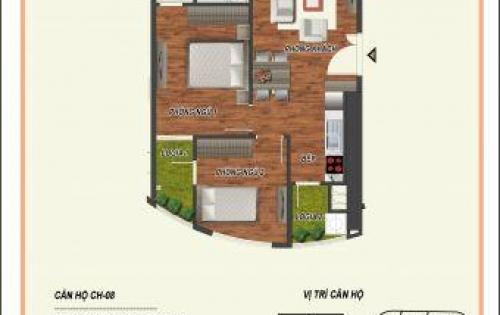 bán cắt lỗ căn 08 chung cư cao cấp dự án manhattan tower mặt đường lê văn lương