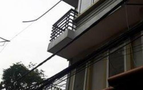Bán nhà Khương Trung- Thanh Xuân 30m, 5 tầng, ngõ ba gác qua thẳng tắp, giá chỉ 2,2 tỷ.
