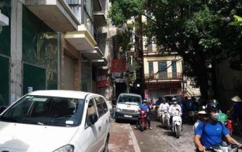 Bán nhà phố Hoàng Văn Thái, phân lô, ô tô tránh, 60m2, MT 5.6 m, kinh doanh văn phòng