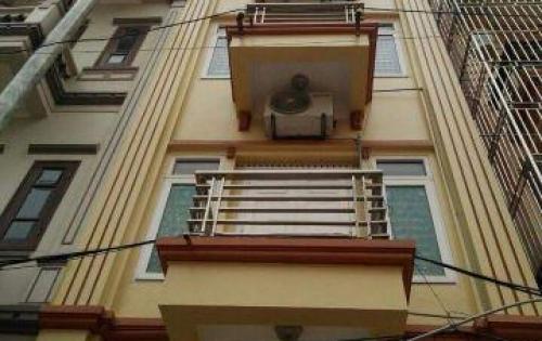 Bán nhà Kim Giang,Thanh Xuân. DT:40m2, 4 tầng, MT3.5m.Giá: 2.1 tỷ. 10m ra đường ô tô.